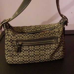 Authentic Coach bag (small)